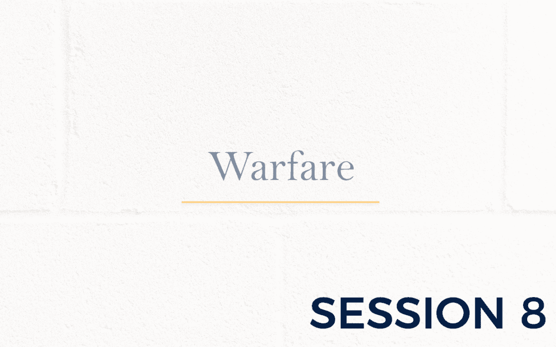 Warfare – Session 8