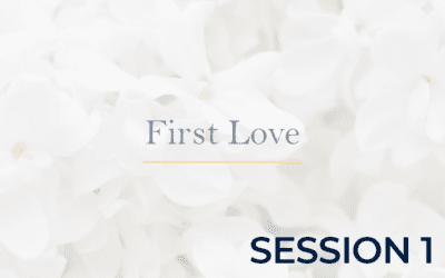 First Love – Session 1