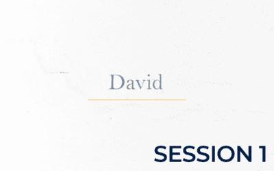 David Session 1