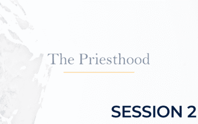 The Priesthood – Session 2