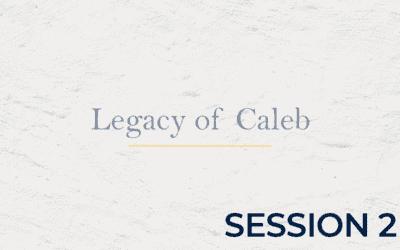 Legacy of Caleb – Session 2