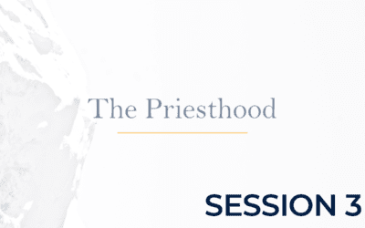 The Priesthood – Session 3