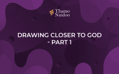 Drawing Closer to God Part 1 – Thursdays with Thamo Episode 16