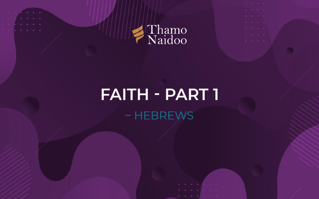 Faith - part 01