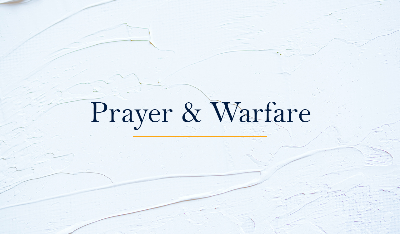 Prayer & Warfare