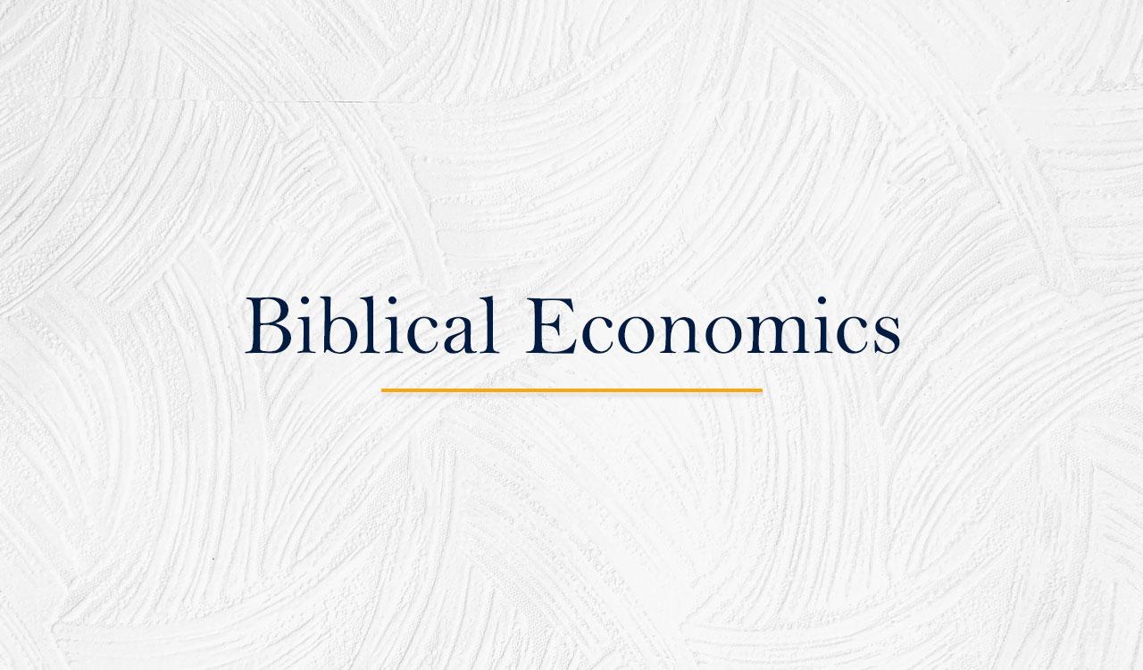 Biblical-Economics