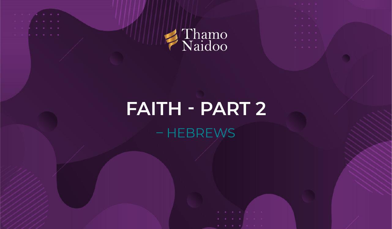 Faith - part 2