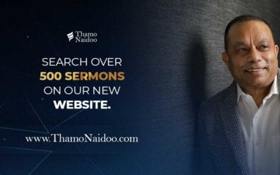 The New Thamo Naidoo Website Experience